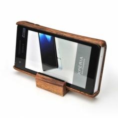 for Smart Phone Stand/木製のスマートフォンスタンド